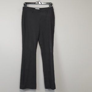 Coldwater Creek Natural Fit Gray Dress Pants